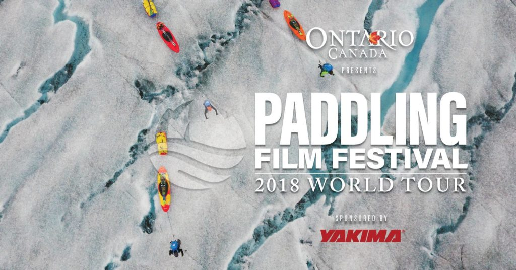 Paddling Film Festival 2018