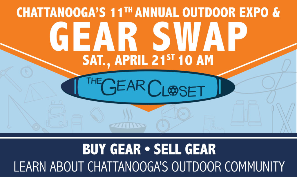 Chattanooga's 11th Annual Gear Swap & Outdoor Expo